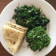 Greens Maldivian Lunch