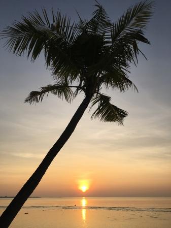 Sunset Maalhos
