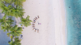 Day 2 Drone Island Spa Retreats