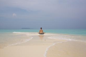 Day 6 Sandbank Meditation