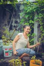 Gardening Thumbs Up