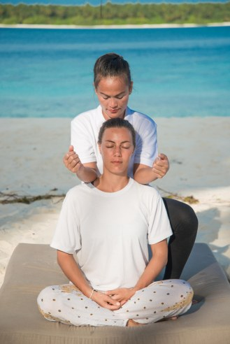 Island Spa Retreats Thai Massage 2