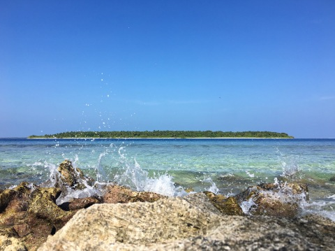 Maalhos island Splash