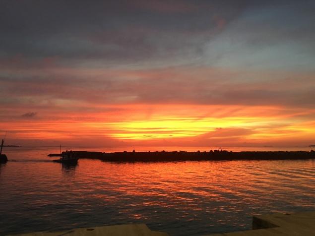 Day 2 - Sunset