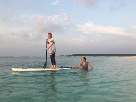 Day 3 - Sunset SUP 5