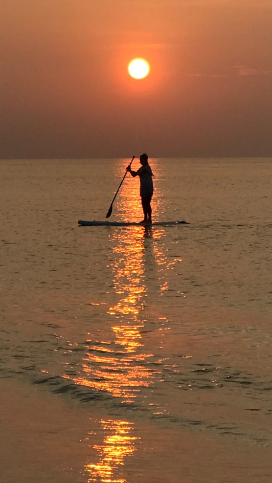 Day 3 - Sunset SUP