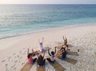 Day 4 - Sunset Yoga 3