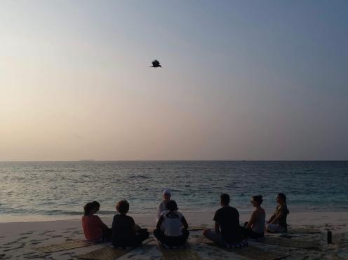 Day 4 - Sunset Yoga 4
