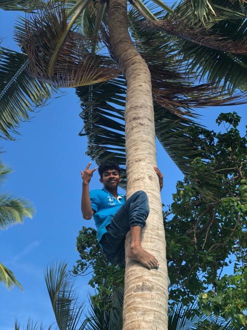 Day 5 - Coco Climb