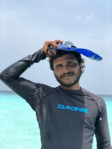 Day 7 - Snorkelling Dhaanu