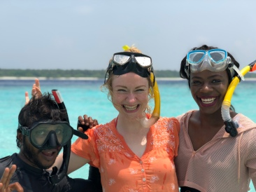 Day 7 - Snorkelling Group
