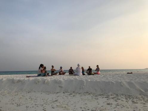 Day 8 - Sandbank 10