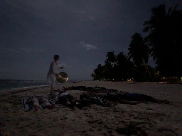 Retreat to Maldives July Blood Moon 2
