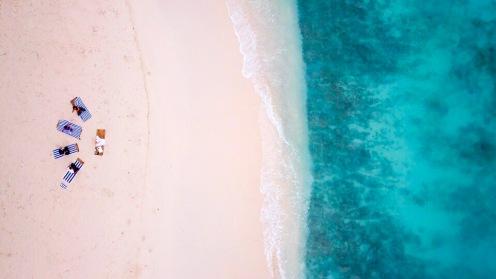 Retreat to Maldives July Day 3 Drone Yoga 3