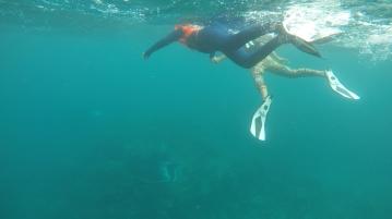 Retreat to Maldives July Day 4 Manta K&D