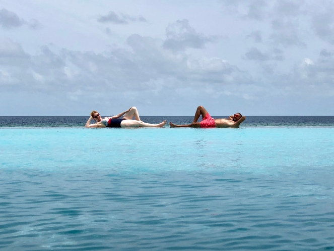 Retreat to Maldives July Day 6 Duist Infinity