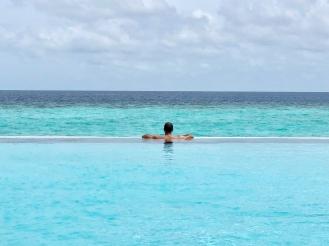 Retreat to Maldives July Day 6 Dusit chill