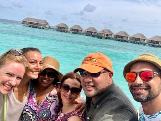 Retreat to Maldives July Day 6 Dusit group