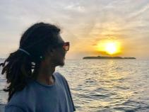 Retreat to Maldives July Day 7 Sunset Husen