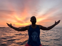 Retreat to Maldives July Day 7 Sunset Karim