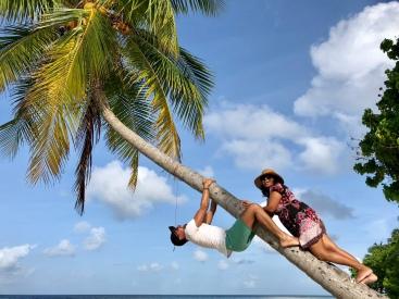Retreat to Maldives July Day 8 Coconut K&D 2