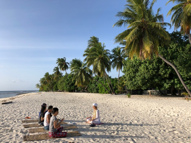 Retreat to Maldives July Day 9