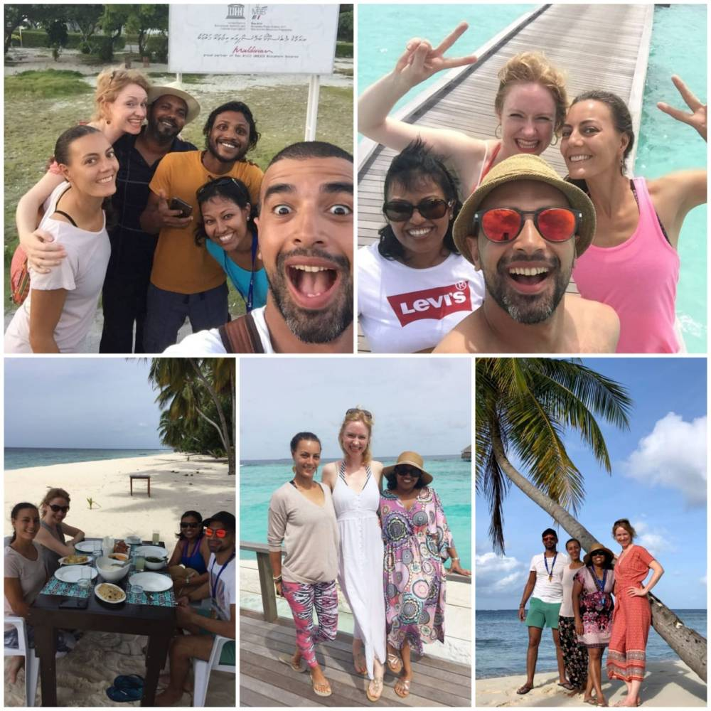 Retreat to Maldives July Group