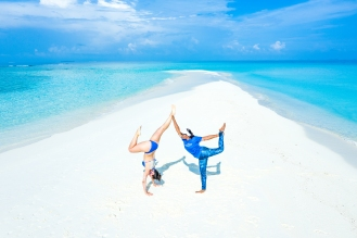 Island Spa Retreats Sandbank Acro 1