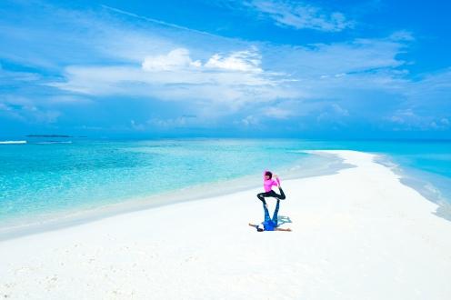 Island Spa Retreats Sandbank Acro 2