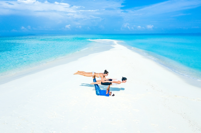 Island Spa Retreats Sandbank Balance
