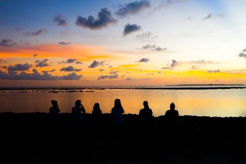 Island Spa Retreats Sunset Pranayama 2