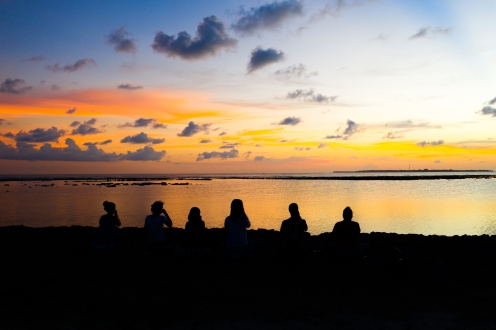Island Spa Retreats Sunset Pranayama 2