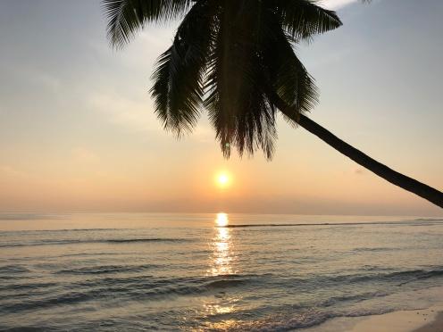 Nov 18 Retreat First Sunrise