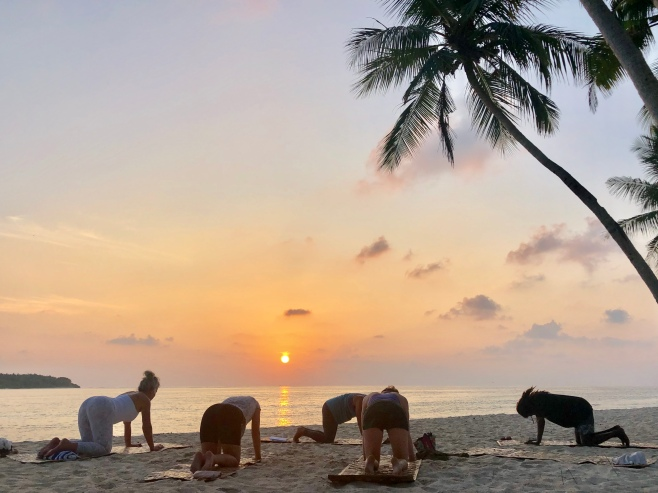 Island Spa Retreats Yoga Retreat March 2019 (5)